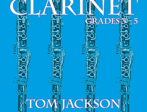 30 Jazz influenced Studies for Clarinet by Tom Jackson