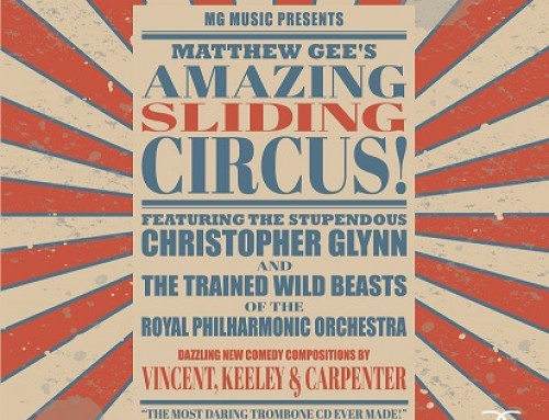 Matthew Gee's – Amazing Sliding Circus (solo record)