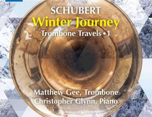 Winter Journey, Trombone Travels Vol. 1 – Matthew Gee (Principal, RPO) & Christopher Glynn