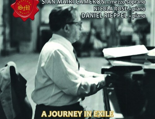 A Journey in Exile: The Lieder of Julius Burger